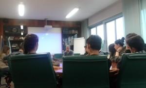 Il Presidente di Cooperlat Fabiani incontra gli studenti